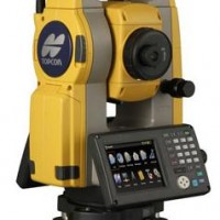 Topcon ES-105 Reflectorless Total Station (5-Second)