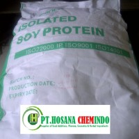 Isolated Soy Protein ( ISP) ex.Shandong Yuxin - China ( HALAL MUI)