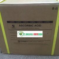 Ascorbic Acid Uncoated ( Vitamin C) ex.Weisheng-China ( HALAL MUI)