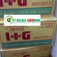 Ajitide ( I+ G) Ajinomoto ex.Thailand ( HALAL MUI)