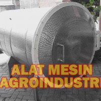Sterilisasi Baglog Jamur/ Steamer Baglog