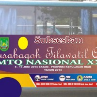 Penawaran Iklan Bus dan Halte di Batam