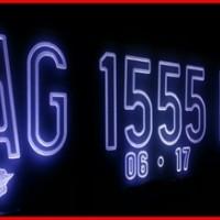 Plat nomor kendaraan eksklusif menyala angka/huruf grafir acrylic Type Plato