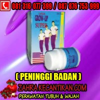 GROW UP USA HERBAL OBAT PENINGGI BADAN CS 081316077399 BB 28DC4599