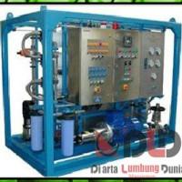 Mesin Penyuling Air Laut 10000 liter DLDM