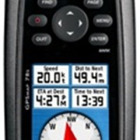 Alat Survey Gps Garmin 78s komplit CD software dan training  GRATIS
