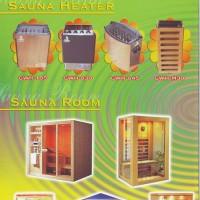 mesin sauna & steam