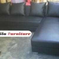 Sofa Minimalis L Oscar