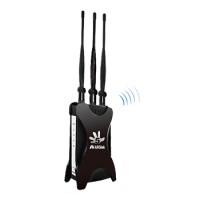 802. 11b/g/n WLAN AP Router - Power King - X Triple