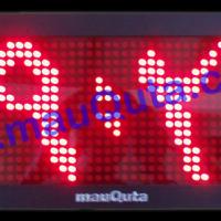 ELEKTRONIK DIGITAL JADWAL SHOLAT JAM ANGKA ARAB IQOMAH COUNTER MQ-12 JA