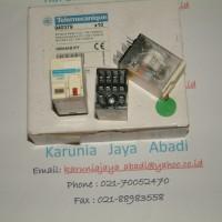 Relay Telemecanique Schneider RXM4AB1P7 230 VAC, Part Number 940379