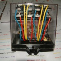 MM4XP-NT04  DC48V Omron Power Relay di Bekasi Indonesia