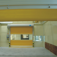 Rolling Door PVC