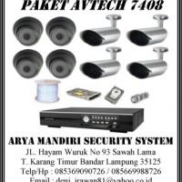Paket CCTV Avtech 7408