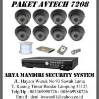 Paket CCTV Avtech 7208