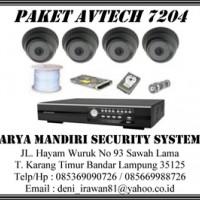 Paket CCTV Avtech 7204