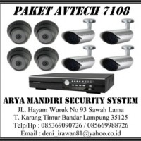 Paket CCTV Avtech 7108