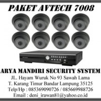 Paket CCTV Avtech 7008