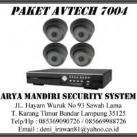Paket CCTV Avtech 7004