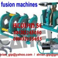 BUTT FUSION MACHINES
