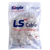 LS connector cat-5