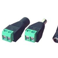 Connector Power CCTV