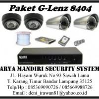 Paket CCTV G-Lenz 8404