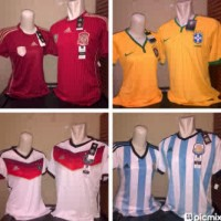 Jersey bola piala dunia