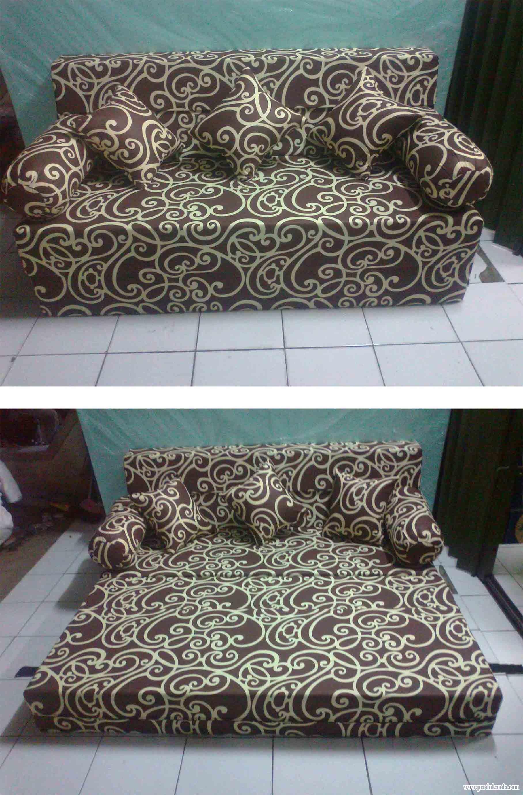 Harga Sofa Bed Lipat Murah Thecreativescientistcom