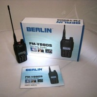 handy talky berlin v88 ds vhf
