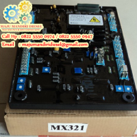 AVR Stamfor MX321