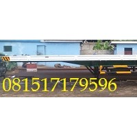 BUNTUT TRAILER 40 FEET 3 AXLE
