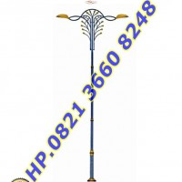 Tiang Lamp Antik Siak Selembayung RLJA 001