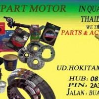distributor sparepart motor