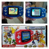 gameboy vcom vcp3032 support micro sd music video game