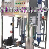 ULTRAFILTRATION MACHINE 2500LTR/ HOUR