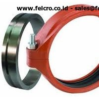 Victaulic Style 75 Flexible Coupling|Felcro Indonesia|0818790679|sales@felcro.co.id