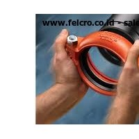 Victaulic Style 07 Rigid Coupling|Felcro Indonesia|0818790679|sales@felcro.co.id