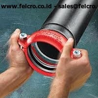 Victaulic Style 77 Flexible Coupling |Felcro Indonesia|0818790679|sales@felcro.co.id