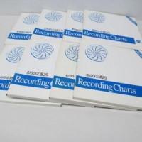 JUAL CHART PAPER GRAPHIC CONTROLS/ BARTON