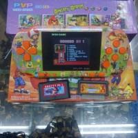 gameboy pvp dw 168 nitendo 64 bit dua kaset
