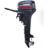 Motor Tempel Yamaha 15 HP