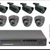 CCTV dan IP Camera untuk pengawasan area