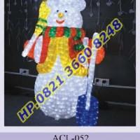 Lampu Hias Natal 3D Tipe ACL-052