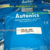 PRL18-5DN Autonics Proximity Switch, M18, NPN, NO