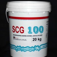 Waterproofing Membrane COATING SCG 100