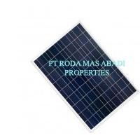 Solar Panel 120 WP PolyCrystalline Modul Surya