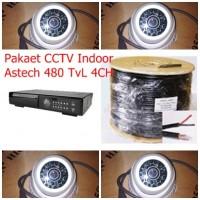 Paket CCTV 16ch Indoor - Astech