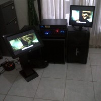 Paket Medium Home Theater - Alat karaoke lengkap - karaoke system - paket medium