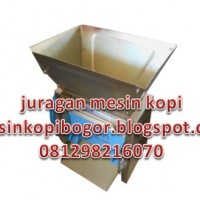 Mesin Pulper Kopi Manual